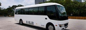 mini bus hire Singapore